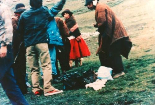 El hallazgo de las fotos finales de Willy Retto avivaron la controversia sobre la prese cia de Sinchis en Uchuraccay.