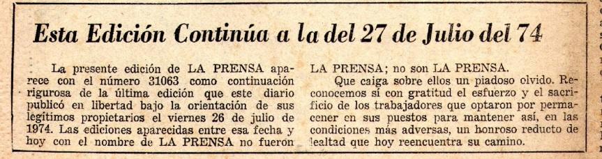 La Prensa Tres011