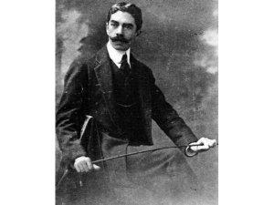 Clemente Palma, fundador y director de La Crónica y Variedades.