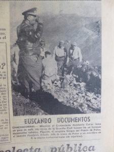 """¿Encontraron los documentos cubanos? Lo cierto es que policías y """"rangers"""" buscaron intensamente."""