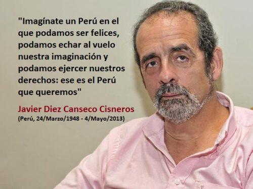 Javier Diez Canseco, político notable y amigo generoso