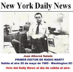 Salado, periodista cubano.
