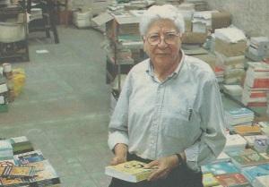 Humberto Damonte en foto de José Vidal. En La República.